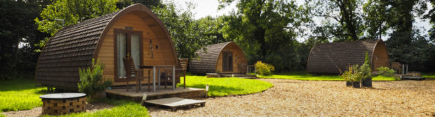 LLANFAIR HALL Glamping Wales