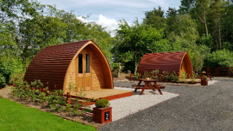 BECKSES CARAVAN PARK Glamping The Lake District