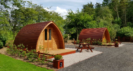 Glamping The Lake District