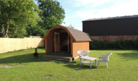 WHITEHALL FARM Glamping Norfolk