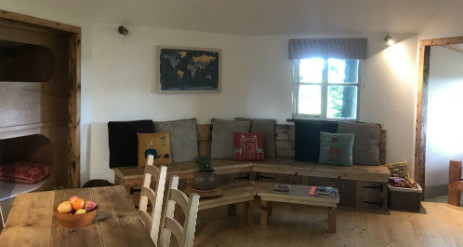 HAPPY VALLEY Glamping Norfolk with Hot Tub