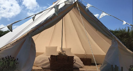 SOUL CAMPING Gl&ing Cornwall with Hot Tub & Glamping Cornwall with Hot Tub