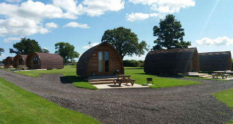 PASTUREWOOD HOLIDAYS Glamping Cumbria and The Lake District with Hot Tub