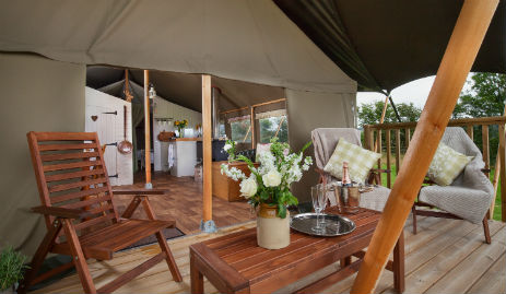 LOWER KEATS GLAMPING Devon