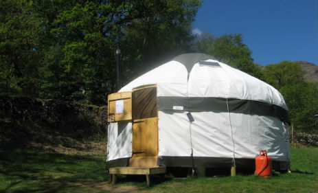 INSIDE OUT CAMPING Glamping The Lake District