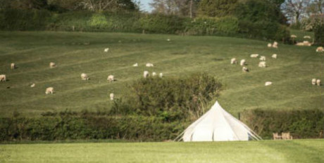 LOTUS BELLE TENTS AT HILL FARM Gl&ing The Cotswolds. PrevNext & Glamping The Cotswolds
