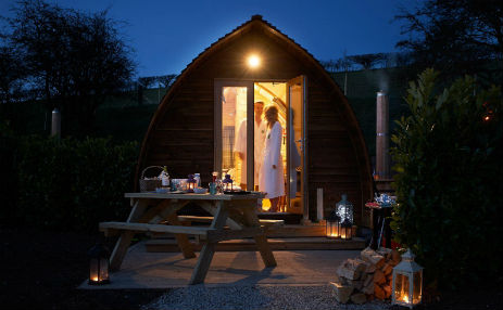 HUMBLE BEE FARM Glamping Yorkshire with Hot Tub