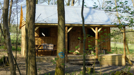 FOREST GARDEN SHOVELSTRODE Glamping Sussex and London Area with Woodland Courses