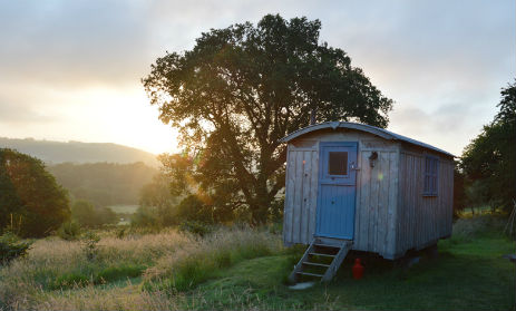 WILD MEADOW Glamping Wales and Herefordshire Powys Border