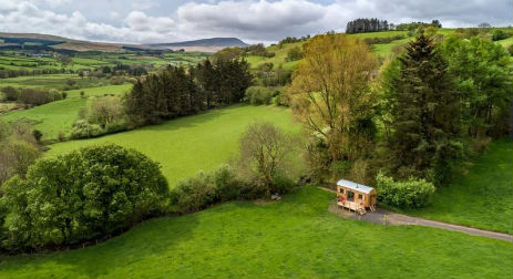 ORIENT EXPRESS Glamping Wales