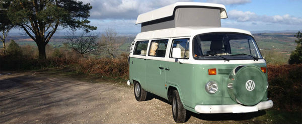VW KAMPER HIRE Campervan Hire Devon