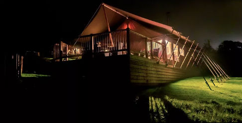 BLACK PIG RETREATS Glamping Dorset