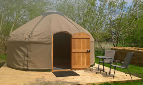 BEECH COTTAGE YURTS Glamping Lincolnshire