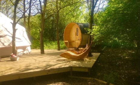 BRAMBELLS GLAMPING Norfolk Suffolk Border