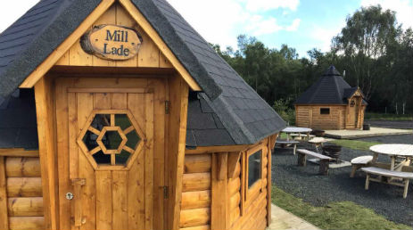 EDEN LEISURE VILLAGE Glamping Scotland