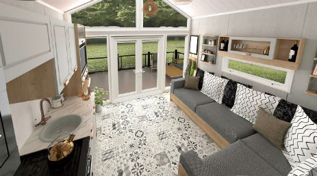 COED HELEN HOLIDAY PARK Glamping Wales