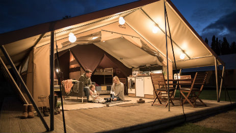 CROWBOROUGH READY CAMP Glamping Sussex