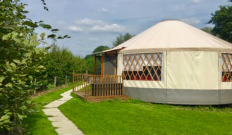 GRAYWOOD CANVAS COTTAGES Glamping Sussex with Hot Tub