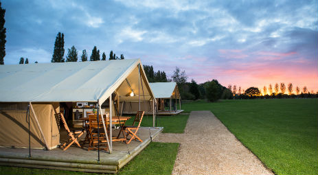 MILARROCHY BAY READY CAMP Glamping Scotland