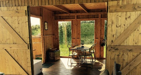 Glamping Leicestershire And Rutland With Hot Tub