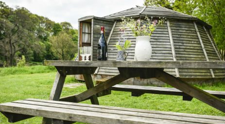 DRYBECK FARM Glamping The Lake District with Hot Tub