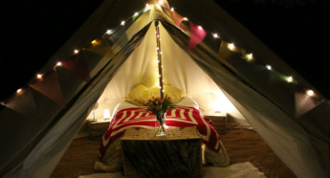 WILLOW VALLEY Glamping Cornwall