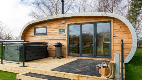 FELL VIEW PARK Glamping Lancashire with Hot Tub