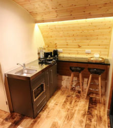 Glamping Lancashire with Hot Tub