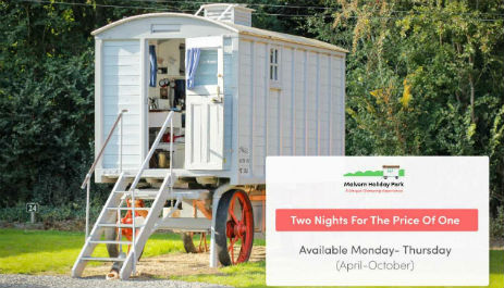 MALVERN HOLIDAY PARK Glamping in Malvern Worcestershire