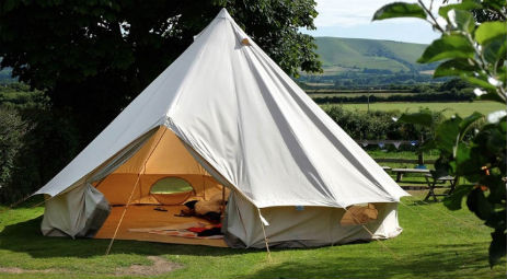LITTLE HAVEN RETREAT Glamping Wales