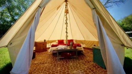 NUTLEY EDGE Glamping East Sussex