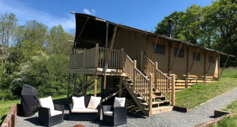BEARA LODGE Glamping Devon
