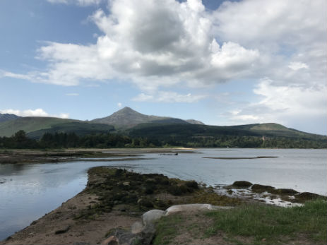 THE ISLE OF ARRAN Foodie Heaven
