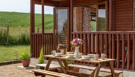 BRYN LODGE Glamping Wales Herefordshire Border