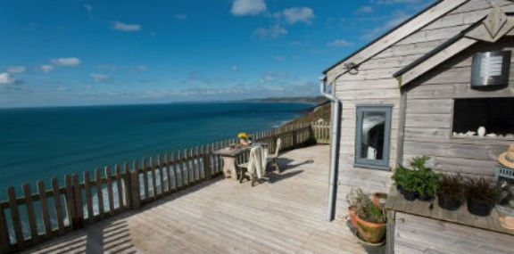 Glamping with Hot Tubs in Cornwall & Devon with Classic Glamping