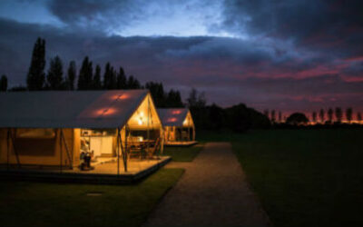 Ready Camp Glamping with 48 Destinations from £29 pn