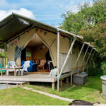 Thumbnail of http://Glamping%20in%20Wales%20with%20hot%20tub%20at%20Kidwelly%20Farm