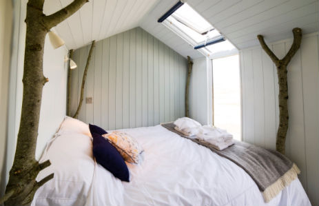 ELMLEY NATURE RESERVE Glamping Kent