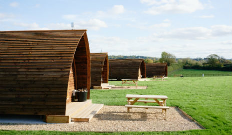 MILLSIDE WIGWAMS Glamping Lincolnshire