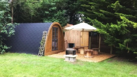LAHTLEWOOD Glamping  North Yorkshire Moors with Hot Tub