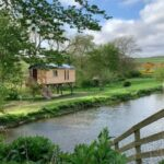 Thumbnail of http://Glamping%20Scotland%20near%20Edinburgh%20Dod%20Mill%20The%20Stilt%20House%20treehouse