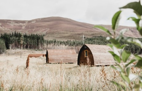 Cabins Camping Pods and Wigwams
